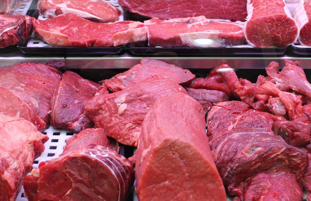 Nouveau colis de viande !